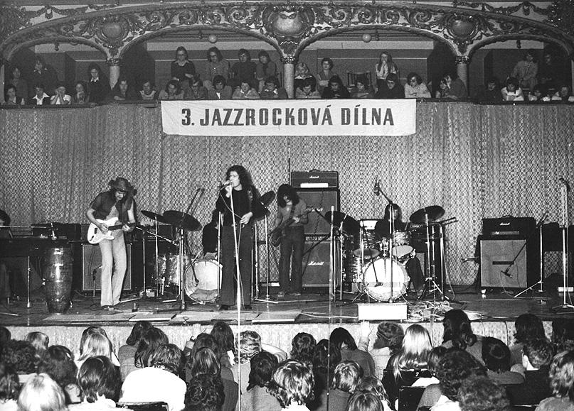 4. Pražské jazzové dny