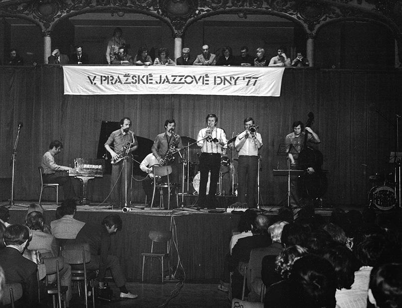 5. Pražské jazzové dny