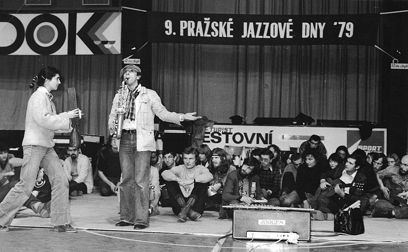 9. Pražské jazzové dny