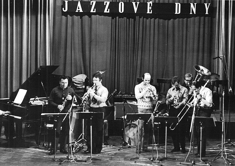 1. Pražské jazzové dny