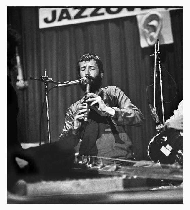 6. Pražské jazzové dny
